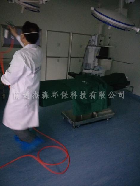 手术室除甲醛