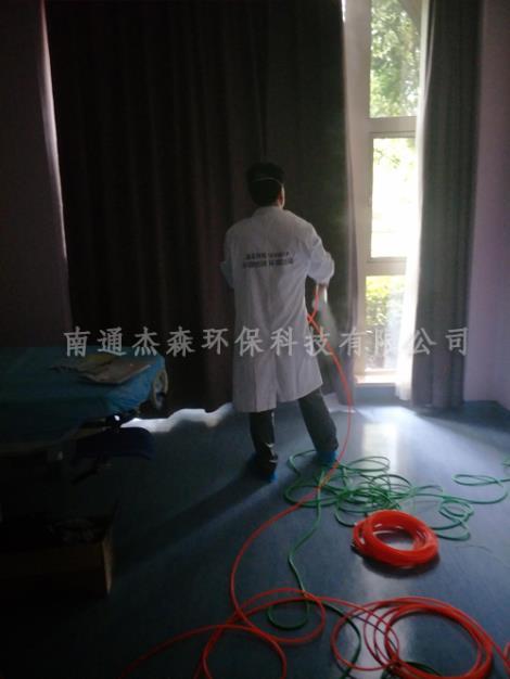 手术室除甲醛检测