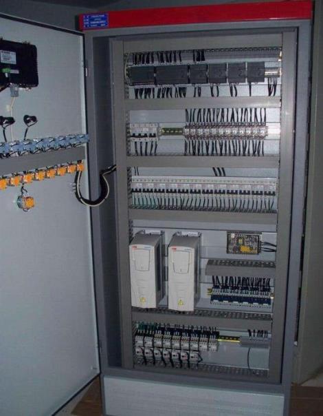 勘探设备控制柜定制