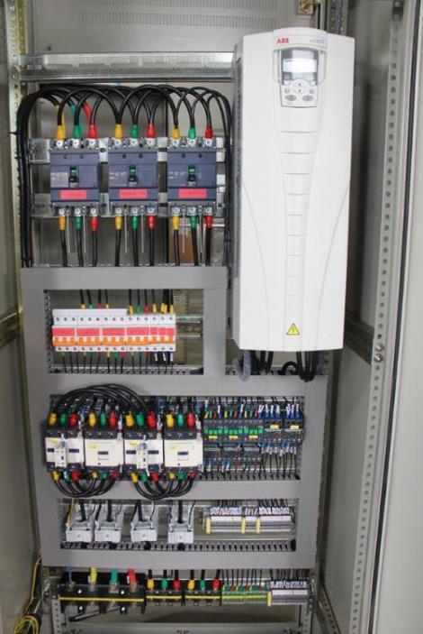 勘探设备控制柜加工