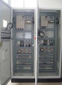 數控機床控制柜安裝