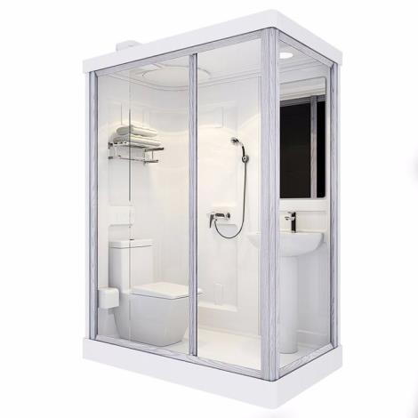 整体式卫生间