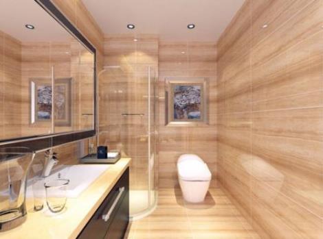 整体浴室卫生间
