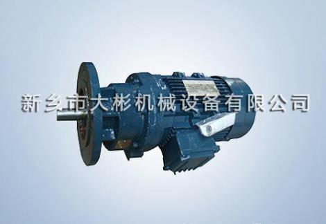 河南F系列减速机