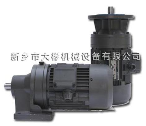 WB微型铝壳摆线针轮减速机