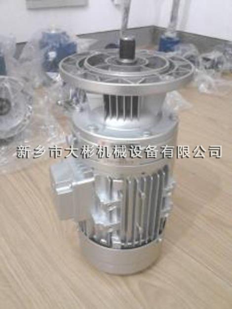 WB微型铝壳摆线针轮减速机供应商