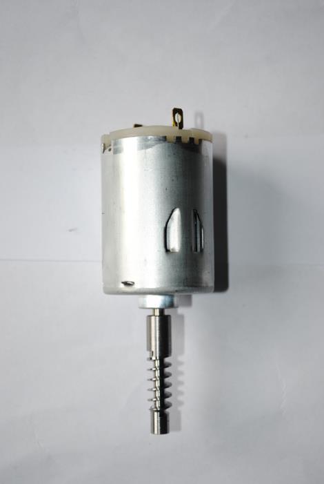 RS540-4MM直流电机