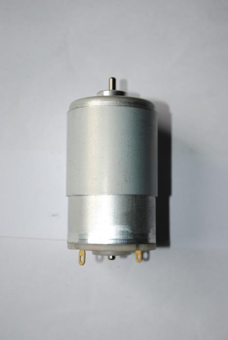 RS555塑料盖直流电机