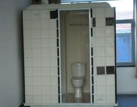 集成卫生间安装