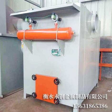 锅炉高温脉冲除尘器直销