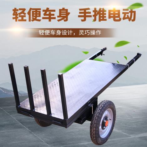 电动拉砖车
