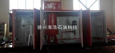 HH高压天然气加热分离管汇