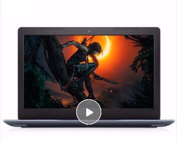 戴爾(DELL) G3-3579 靈越15.6英寸IPS全高清游戲筆記本電腦
