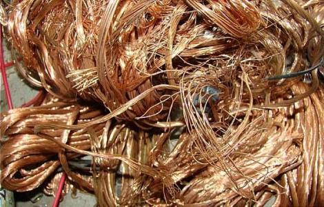廢銅廢鐵回收