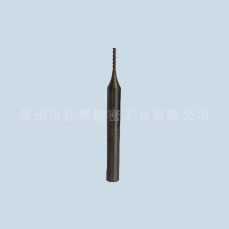 硬质合金小径铣刀加工