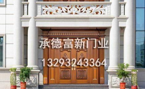 别墅铜门供应商