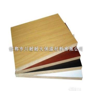 可溶性纤维板