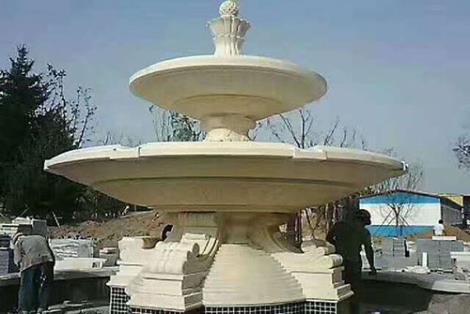 喷泉安装厂家