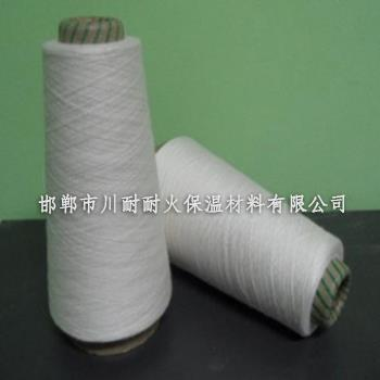 可溶性纤维纱线