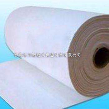 可溶性纤维毯