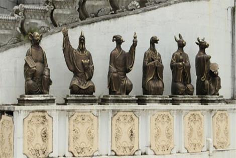 铜雕生产厂家