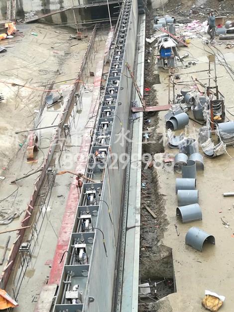水景钢坝免费设计