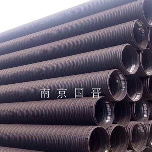 HDPE塑钢缠绕排水(排污)管