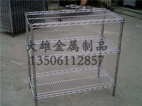钢丝货架生产商