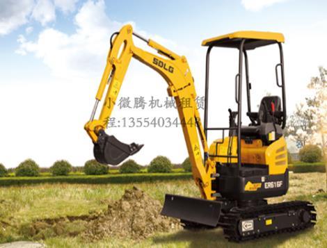 小型挖掘机出租