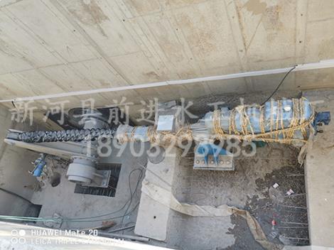 钢坝闸液压启闭机调试运行
