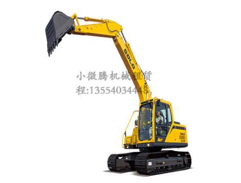 中型挖掘机租赁