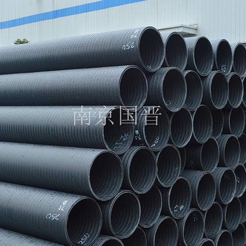 HDPE双壁中空缠绕管厂家