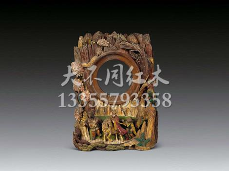 西游记木雕