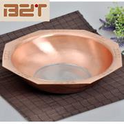 八角铜火锅