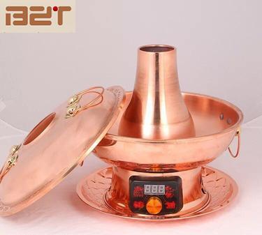 电碳两用火锅