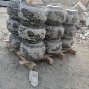柱顶石柱墩石石鼓供货商