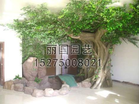 生态园大门