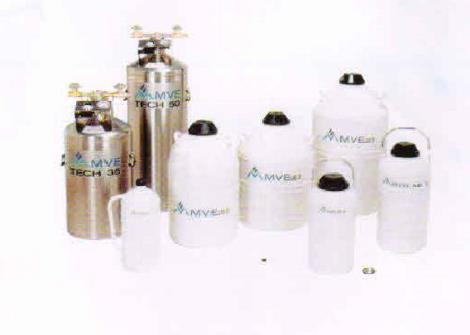 MVE实验室系列液氮储存罐