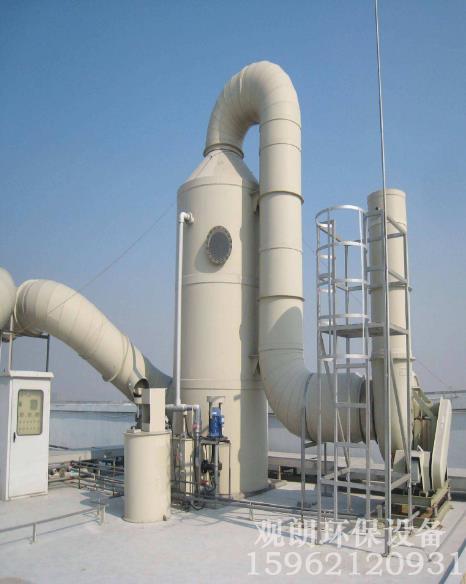 纳米光催化废气处理