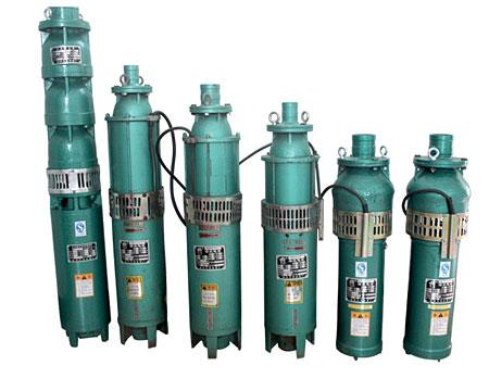 QJ系列井用潛水電泵