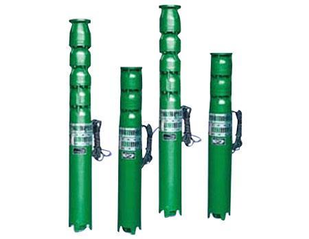 QJ系列井用潛水電泵安裝