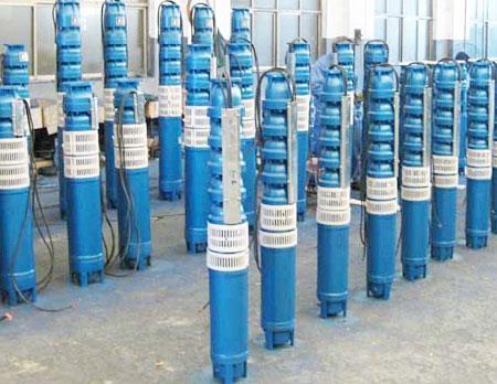 宜興QJ系列井用潛水電泵