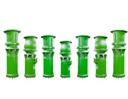 QSZQSH型轴流、混流泵
