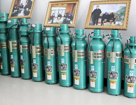 QS系列小型潜水电泵