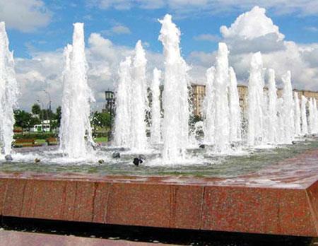 徐州喷泉公司