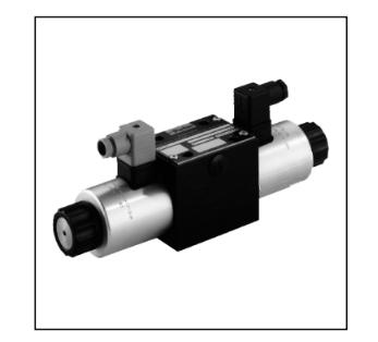 电磁方向阀 D3W系列软切换型