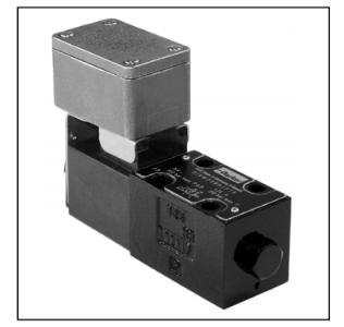 电磁方向控制阀 D1VW系列 防爆型