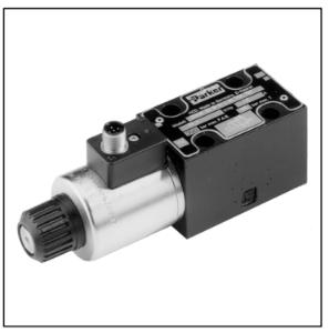 电磁方向控制阀D1VW 8W系列