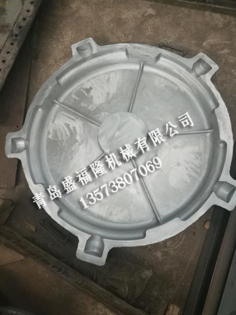 轮体芯合模具