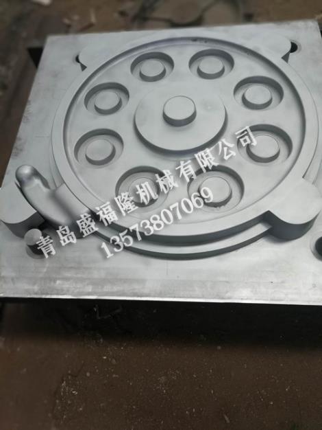 履带吊轮体模具供应商